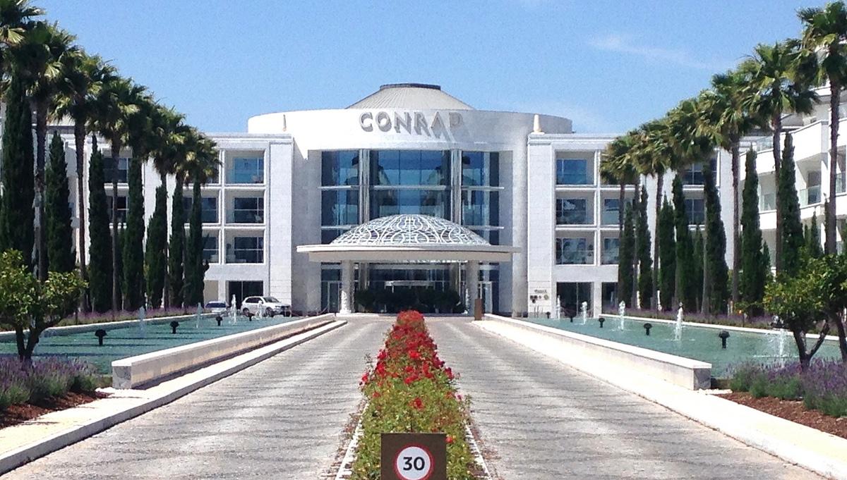 Die schönsten Hotels an der Algarve strand sonne portugal familie  tui berlin reisebuero Algarve Conrad