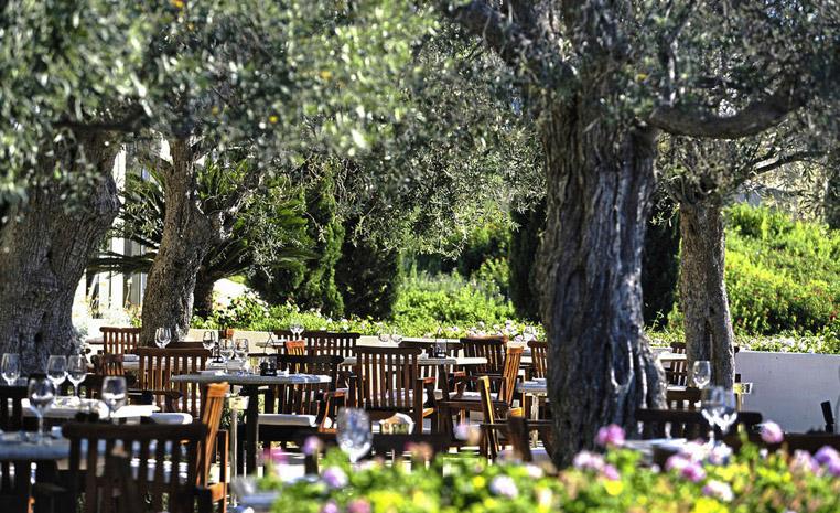 Das Luxushotel auf Zypern   Anassa sonne angebote und specials angebot airtours hotels  tui berlin reisebuero Zyperm Anassa Restaurant