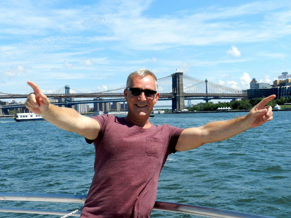 World of TUI Berlin, Reisebericht New York, Matthias Kant, Champagnercruise, Luxusreisen, Städtereisen, airtours