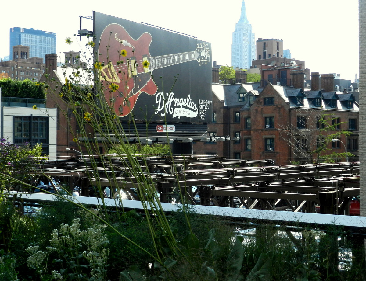 Mein entspannter Sommerurlaub in New York City usa staedtereisen sonne  TUI Reisebuero Berlin High Line Park New York