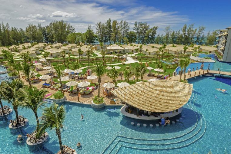TUI FAMILY LIFE   Urlaubsspaß für die ganze Familie tui hotels thailand strand spanisches festland sonne kanaren angebote und specials angebot  tui berlin family life khao lak außenansicht1
