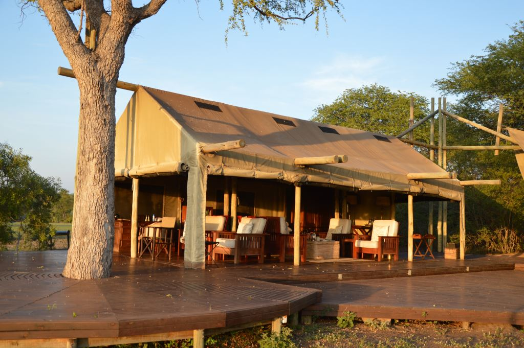 Plains Camp im Krüger Nationalpark, Südafrika - World of TUI Berlin Reisebericht