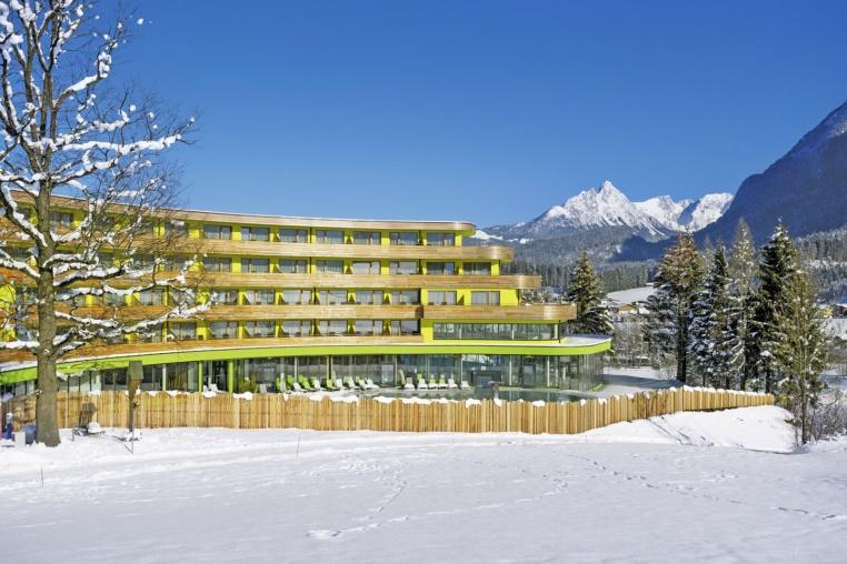 TUI Winterurlaub   Mehr als nur Skifahren winterurlaub news tui hotels schnee oesterreich angebot  tui berlin reisebuero das sieben außenansicht