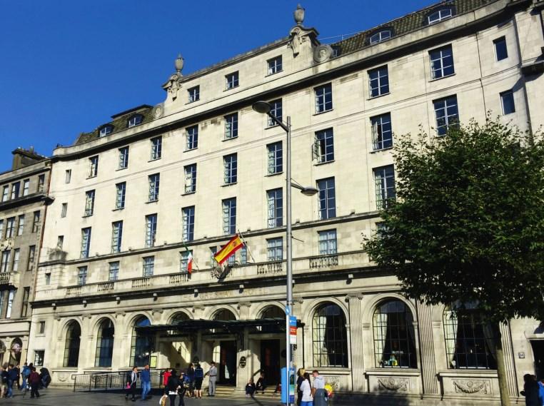 RIU Plaza Hotels in New York und Dublin usa news tui hotels staedtereisen familie  tui berlin riu plaza dublin außenansicht1