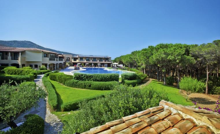 Erholung im Paradies   TUI SENSIMAR Matta Village tui hotels strand sonne italien angebote und specials angebot  tui berlin sensimar matta village außenansicht