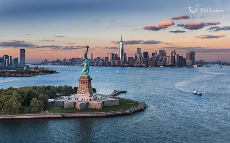 Nordamerika entdecken mit der Mein Schiff 6 tui cruises sonne kreuzfahrt angebot  tui berlin tuicruises usa