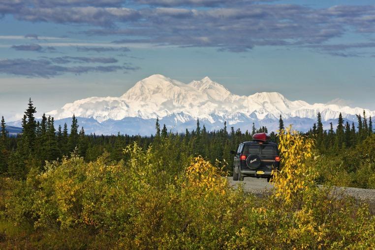 Alaska & Yukon selbst erleben usa sonne land und leute kanada expertentipps  tui berlin yukon alaska denali highway galerie