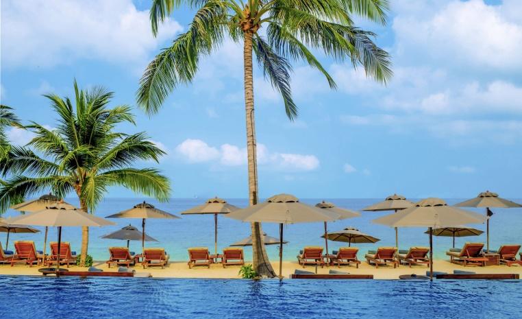 TUI, Reisebüro, World of TUI, Berlin, Angebot, Special, Luxushotels, Kinder, Ermäßigung, Mauritius, Thailand, Südafrika, Troux aux Biches, Strand