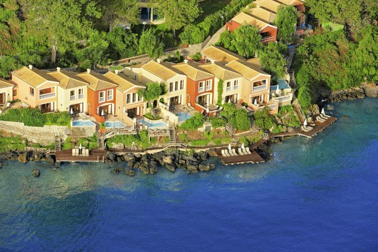 Grecotel Hotels & Resorts   die besten Hotels in Griechenland tui hotels strand sonne griechenland expertentipps airtours hotels  tui berlin corfu imperial außenansicht