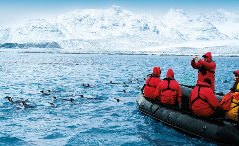 Antarktis   Abenteuer zwischen Eis und Ehrfurcht kreuzfahrt angebote und specials angebot airtours kreuzfahrten  tui berlin hapag lloyd antarktis pinguine