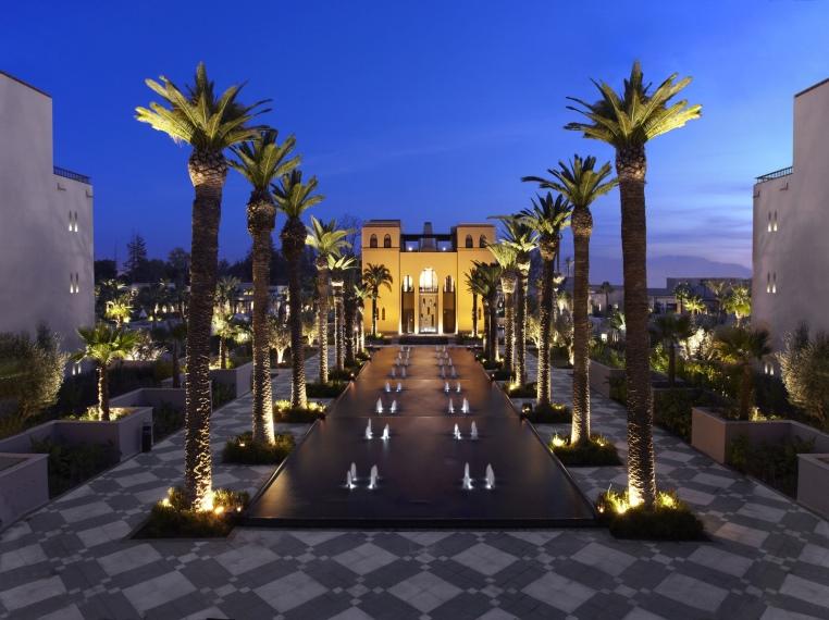 Top 4 Hoteltipps für Marrakesch tui hotels staedtereisen sonne marokko expertentipps airtours hotels  tui berlin marrakesch four seasons außenansicht