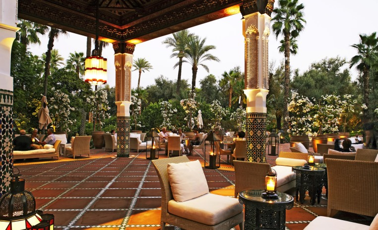 TUI, Reisebüro, World of TUI, Berlin, Marrakesch, La Mamounia, Four Seasons Resort Marrakech, Beachcomber Royal Palm Marrakech, La Sultana, Städtereise,