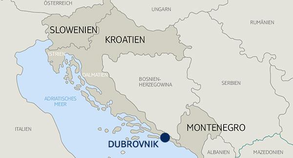 Kroatien   Azurblaues Inselparadies tui hotels strand sonne kroatien expertentipps  tui berlin karte kroatien