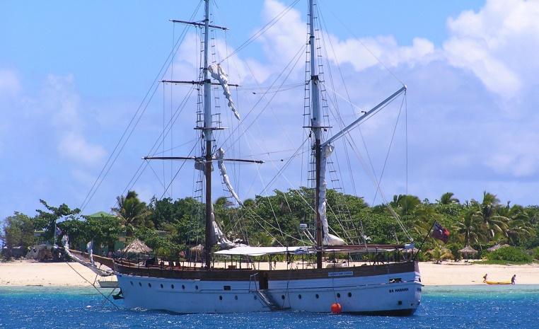 Fiji   Mehr als nur Strand und Sonne strand sonne fiji expertentipps  tui berlin tivua island cruise