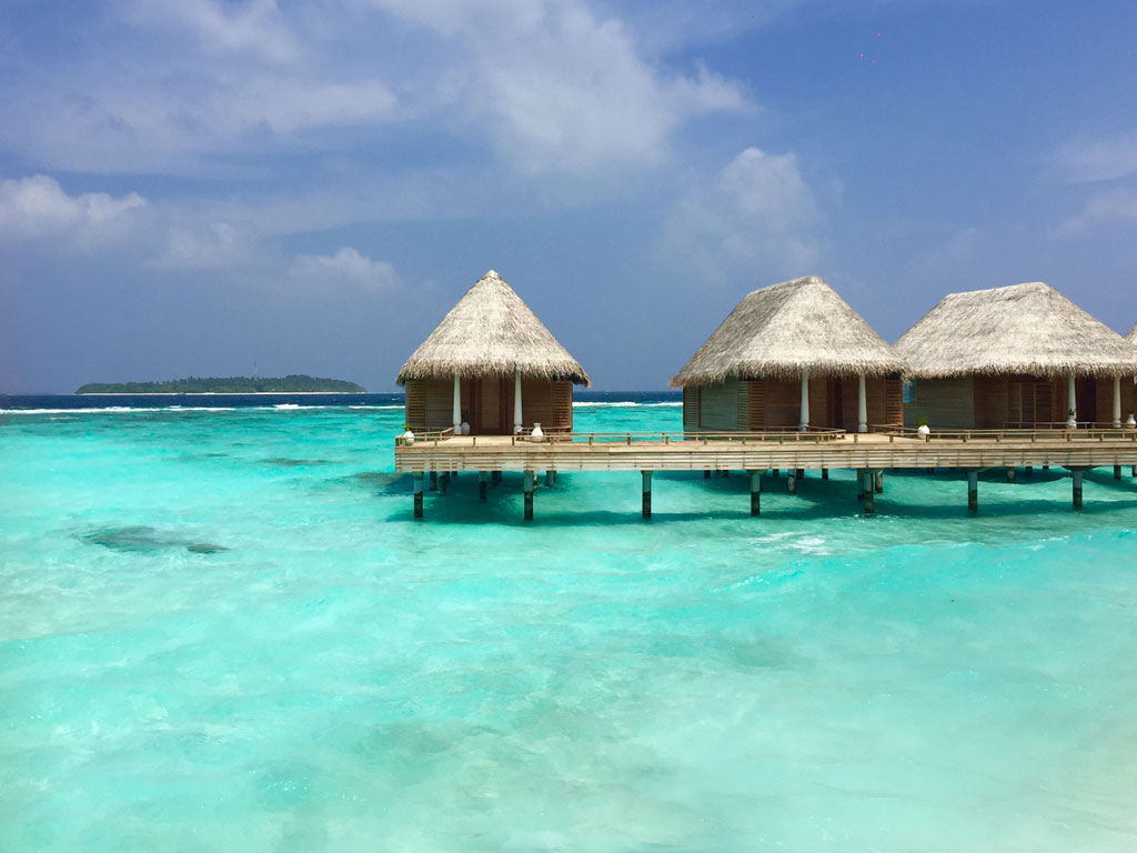 Milaidhoo Island Spa-Pavillons - World of TUI Berlin Reisebericht