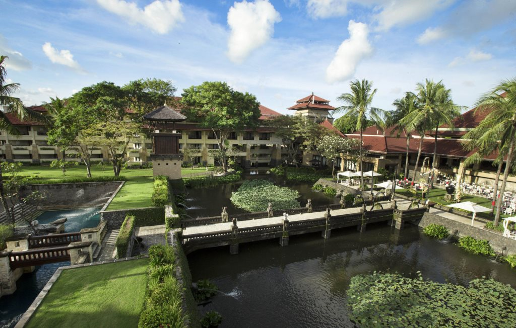 Meine Auszeit auf Bali   Das Intercontinental Bali Resort strand sonne new indonesien  tui berlin intercontinental bali resort anlage