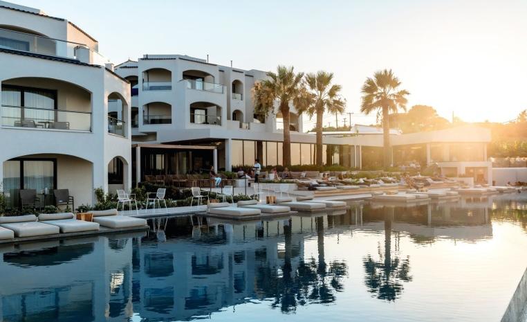 Zweisamkeit auf Zakynthos   TUI SENSIMAR Caravel tui hotels strand sonne honeymoon 2 griechenland angebote und specials angebot  tui berlin sensimar caravel außenansicht 2