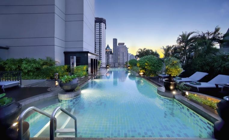 Banyan Tree Hotels   Ihre Wohlfühloase für die Sinne tui hotels thailand strand malediven expertentipps angebote und specials  tui berlin banyan tree bangkok pool