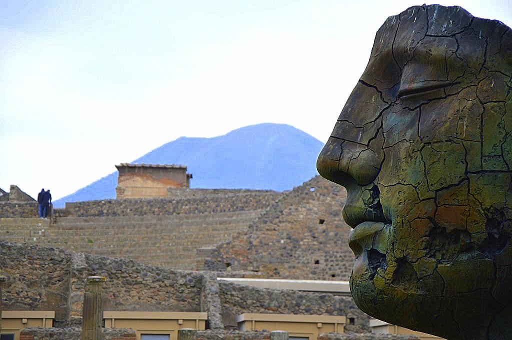 Neapel und Apulien   eine lohnenswerte Kombination staedtereisen sonne reisebericht new italien  tui berlin italien pompeji gesicht 1