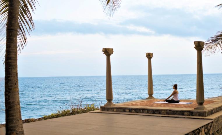 TUI Berlin, Wellness, Erholung, Urlaub, Yoga, Niraamaya Retreats Surya Samudra, Hotel Bachmair Weissach, Indien, Deutschland, Tegernsee, Relax, Ruhe,