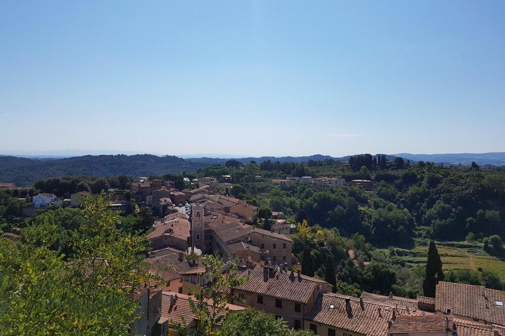 Castelfalfi im Herzen der Toskana sonne land und leute new italien honeymoon 2  tui berlin castelfalfi palaia