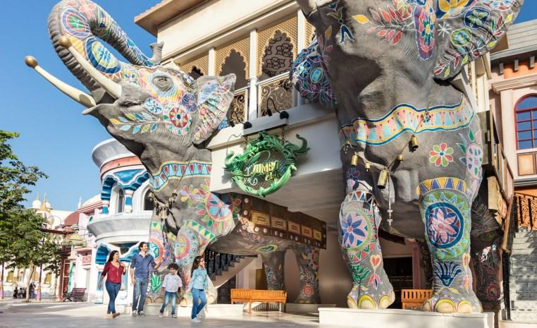 Highlights in Dubai und Abu Dhabi +++ bis zu 40% Rabatt tui hotels strand sonne expertentipps dubai angebot abu dhabi  tui berlin dubai parks