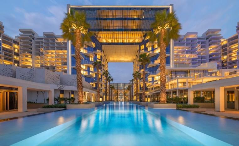 Highlights in Dubai und Abu Dhabi +++ bis zu 40% Rabatt tui hotels strand sonne expertentipps dubai angebot abu dhabi  tui berlin five palm jumeirah außenansich