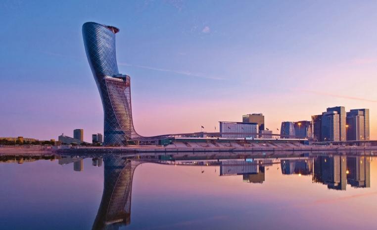 Highlights in Dubai und Abu Dhabi +++ bis zu 40% Rabatt tui hotels strand sonne expertentipps dubai angebot abu dhabi  tui berlin hyatt capital gate außenansicht