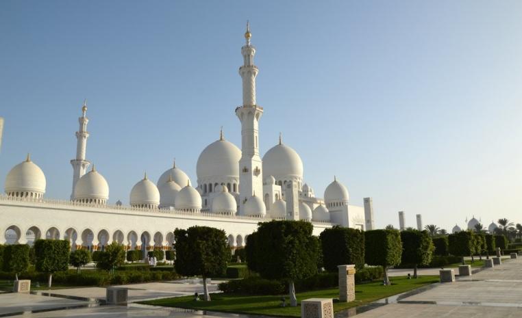 Highlights in Dubai und Abu Dhabi +++ bis zu 40% Rabatt tui hotels strand sonne expertentipps dubai angebot abu dhabi  tui berlin schaich zayid moschee