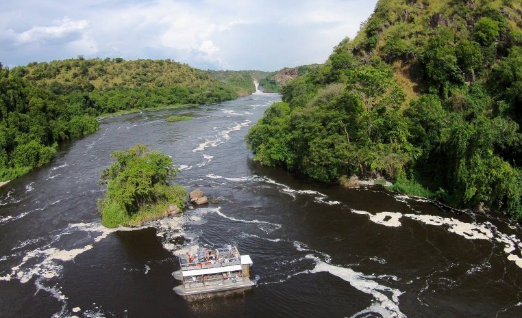 Uganda – auf den Spuren der Schimpansen und Berggorillas uganda sonne safari reisebericht new afrika  Bakers lodge 6 pres 1