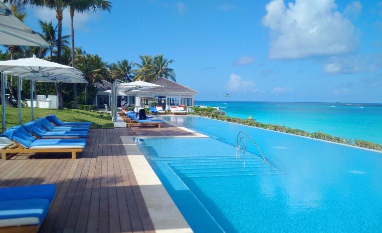 Der perfekte Karibikurlaub   Auf zu den Bahamas tui hotels sonne bahamas angebote und specials angebot  tui berlin one and only ocean club infitnitypool