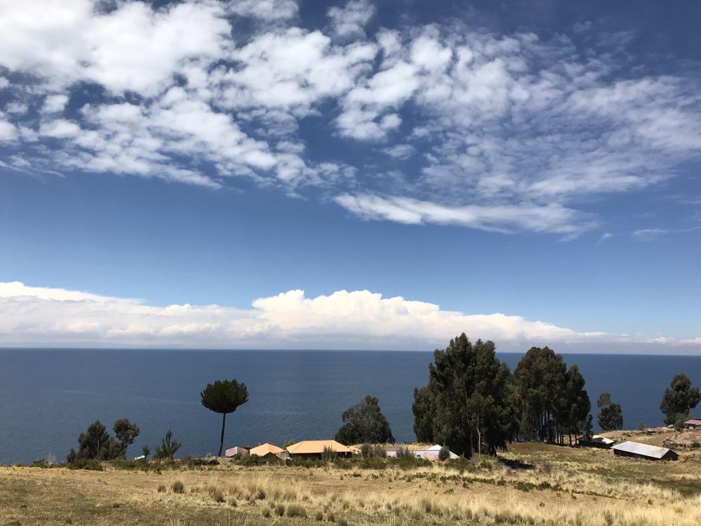 Höhepunkte Peru   eine perfekte Anden Rundreise uncategorized sonne land und leute reisebericht new karibik mittelamerika  tui berlin peru titicacasee ausblick