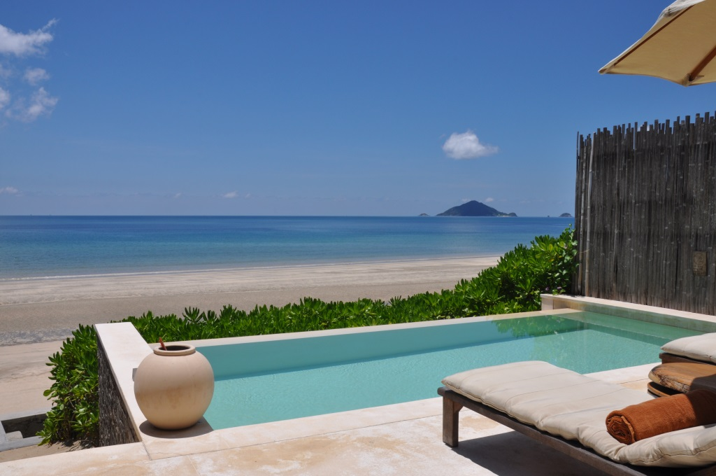 Six Senses Resort Con Dao Beachvilla, Vietnam - World of TUI Berlin Reisebericht