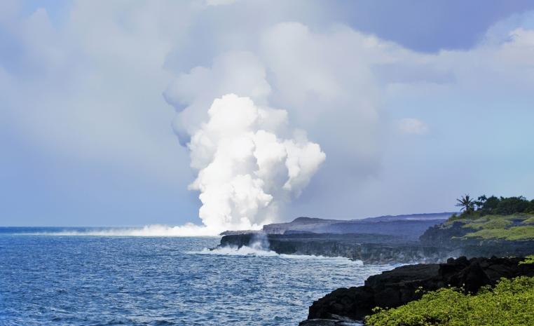 VULKANE, OZEANE, SURFEN UND STRAND: INSELHOPPING AUF HAWAII usa tui hotels strand sonne angebote und specials angebot  tui berlin volcanoes nationalpark