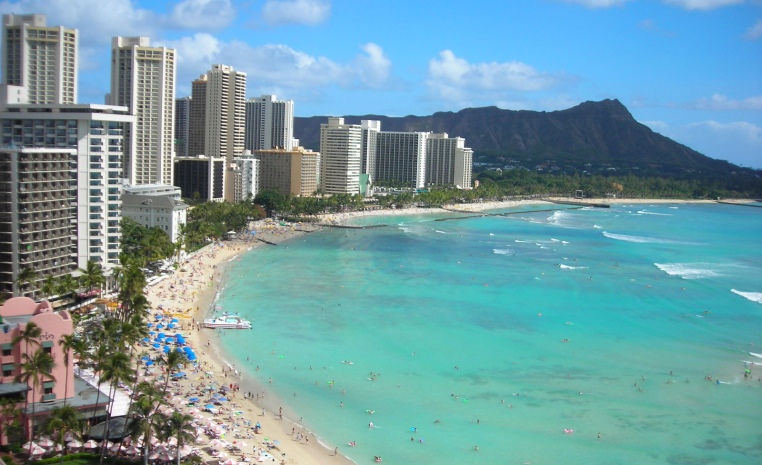 VULKANE, OZEANE, SURFEN UND STRAND: INSELHOPPING AUF HAWAII usa tui hotels strand sonne angebote und specials angebot  tui berlin waikiki