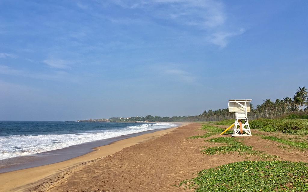 Unterwegs durch Sri Lanka   Luxuriös mit airtours strand sri lanka asien sri lanka sonne land und leute reisebericht new  TUI Reisebuero Berlin Sri Lanka Strand Hambantota