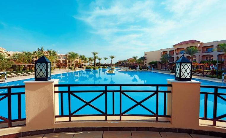 +++ TUI DEAL DER WOCHE   jede Woche neu für Sie! +++ tui hotels strand sonne dominikanische republik angebote und specials angebot aegypten  tui berlin best family jaz bluemarine außenansicht
