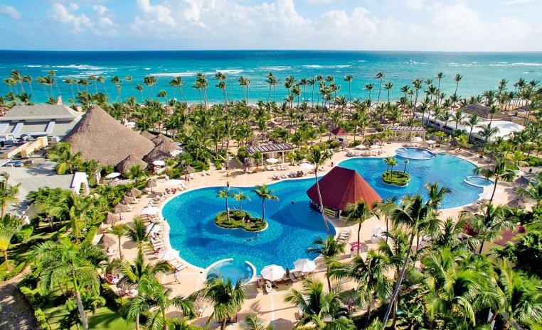 +++ TUI DEAL DER WOCHE   jede Woche neu für Sie! +++ tui hotels strand sonne dominikanische republik angebote und specials angebot aegypten  tui berlin luxury bahia principe ambar blue außenansicht