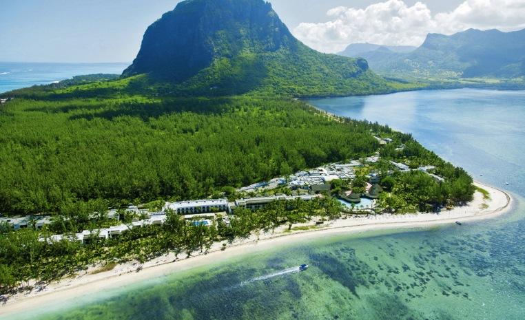 +++ TUI DEAL DER WOCHE   jede Woche neu für Sie! +++ tui hotels strand sonne mauritius kanaren angebote und specials angebot  tui berlin riu le morne außenansicht