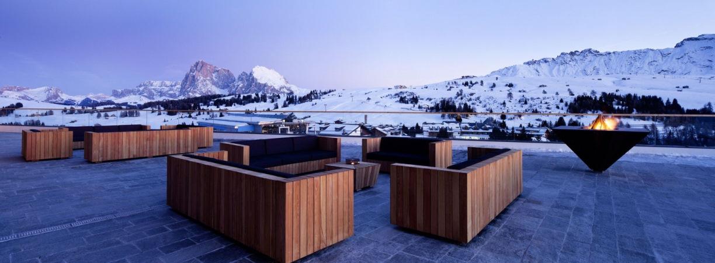 TUI, Reisebüro, World of TUI, Berlin, Skischule, ROBINSON Club Landskron, Alpina Dolomites Lodge, best FAMILY Falkensteiner Cristallo, Skiurlaub, Schnee,