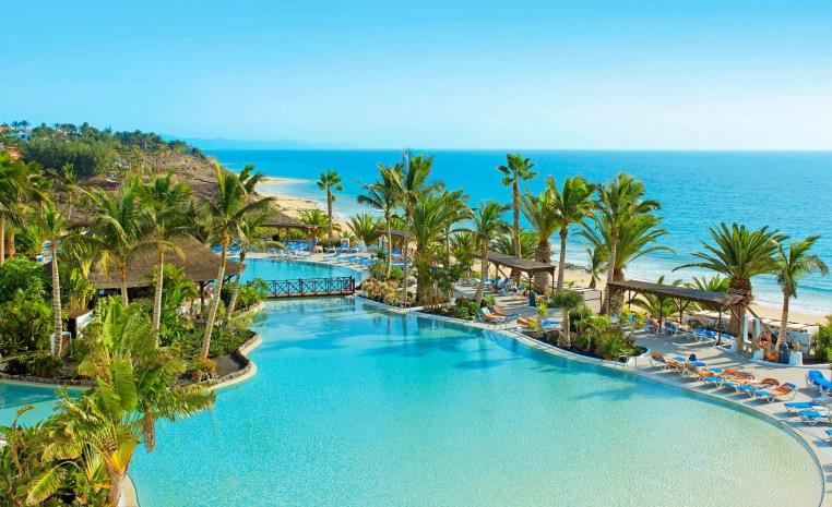 +++ TUI DEAL DER WOCHE   jede Woche neu für Sie! +++ tui hotels strand sonne mauritius kanaren angebote und specials angebot  tui berlin club jandia princess außenansicht