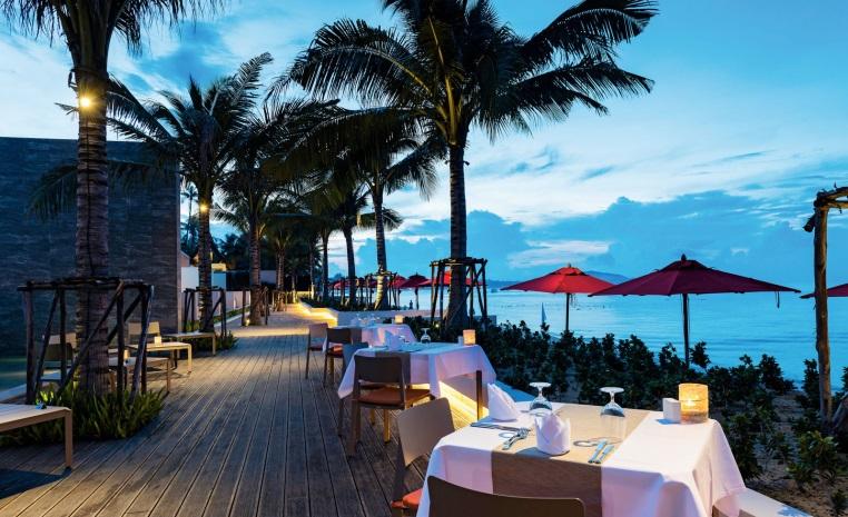Fernes Paradies   TUI SENSIMAR Koh Samui tui hotels thailand strand sonne angebote und specials angebot  tui berlin sensimar koh samui strandrestaurant