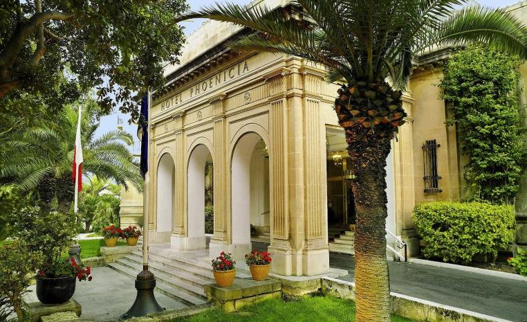 Kulturhauptstadt 2018   Valetta und Leeuwarden tui hotels niederlande malta europa expertentipps angebote und specials  tui berlin the phoenicia außenansicht