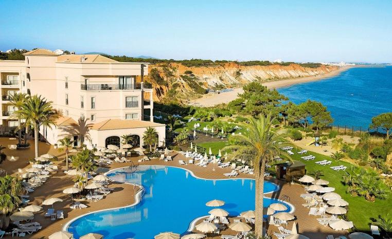 TUI BLUE Explore the More tuerkei tunesien tui hotels strand portugal mallorca angebote und specials angebot  tui berlin tui blue falesia außenansicht