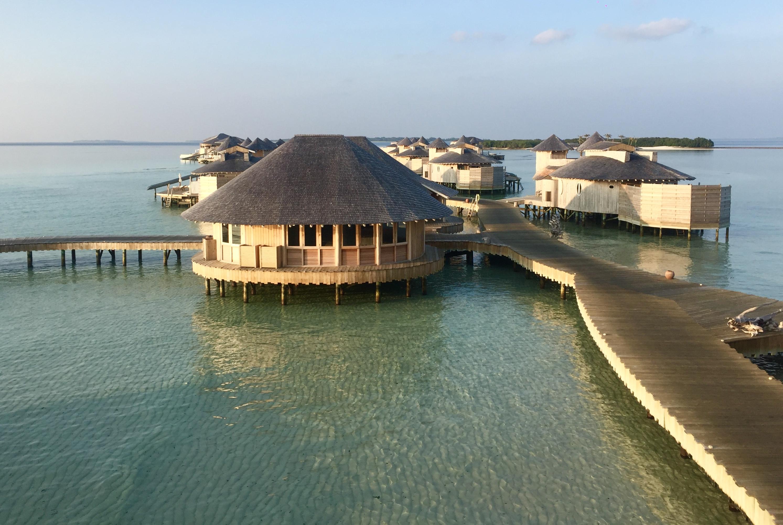 Soneva Jani Water Villa