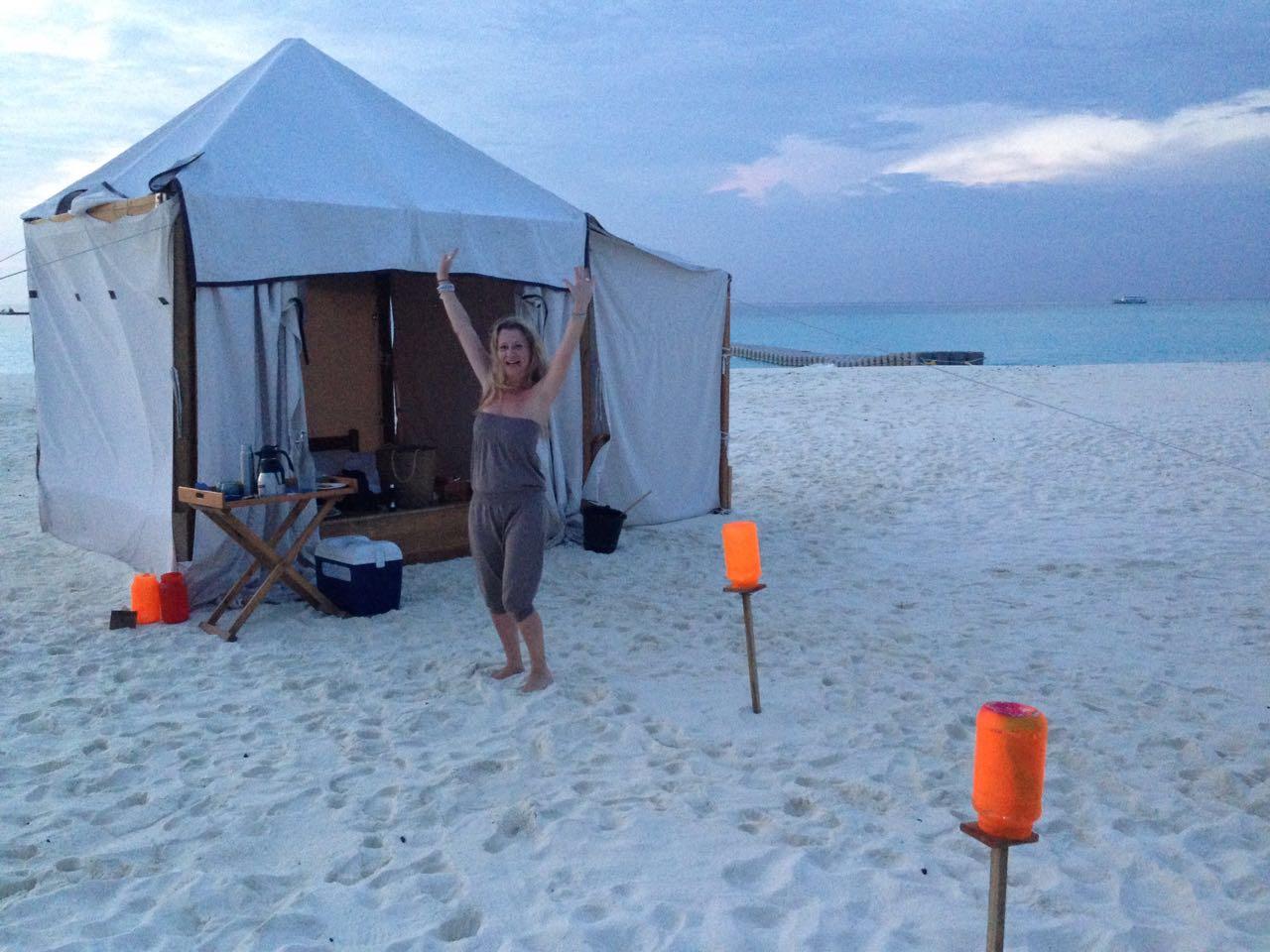 TUI-Reisebüero-Berlin-Malediven-Soneva-Fushi-Übernachten-auf-der-Sandbank