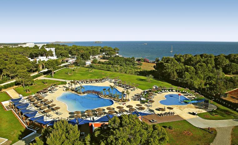 +++TUI PRE SUMMER SALE+++ Bis zu 40% Rabatt tui hotels strand spanisches festland sonne griechenland balearen angebote und specials angebot  tui berlin magic life cala pada außenansicht
