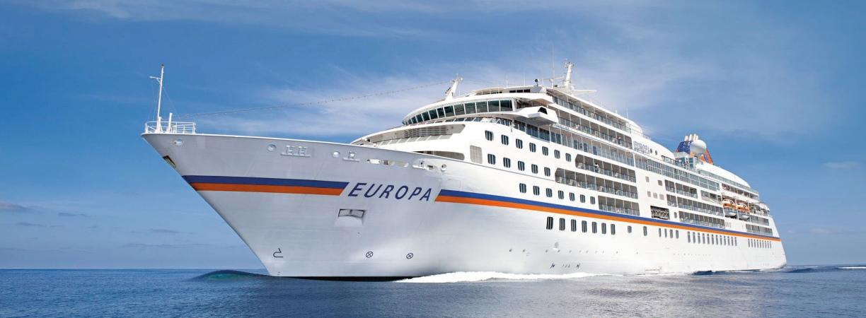 TUI Berlin, Reisen, Kreuzfahrten, Rundreisen, Europa 2, Hapag-Lloyd Cruises, MS Europa, sommermitStil, sommerhoch2, Angebote, Special, Weihnachten