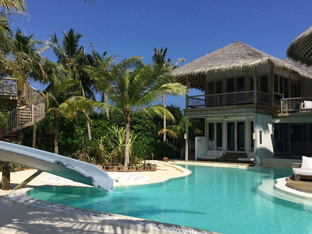 Zu Gast im neuen Soneva Jani Resort auf den Malediven strand sonne reisebericht new malediven honeymoon 2  TUI Berlin Reisebüro Malediven Beachvilla Soneva Jani
