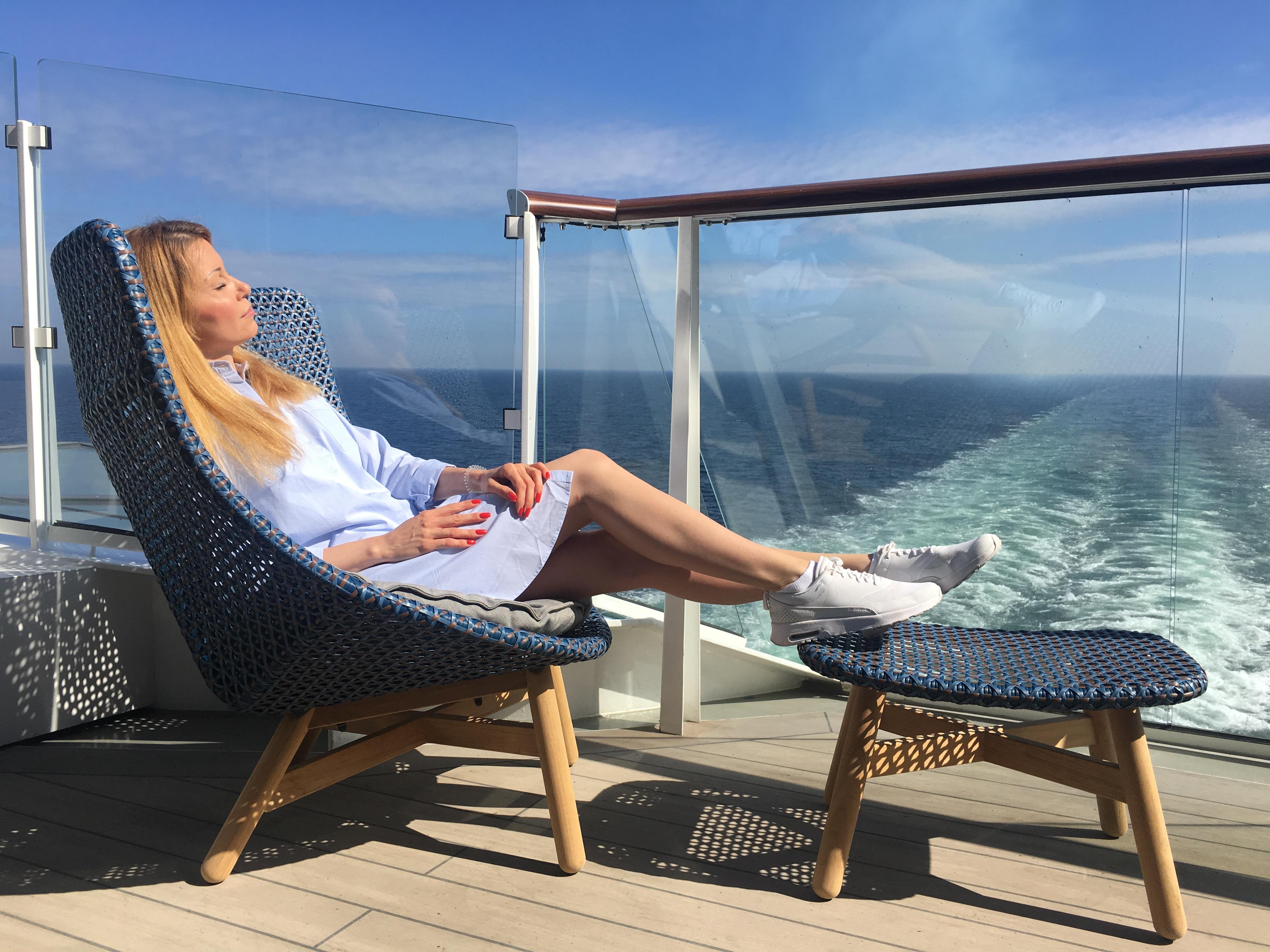 Unterwegs auf der neuen MEIN SCHIFF 1   Meine Erfahrungen... uncategorized tui cruises reisebericht kreuzfahrt  Foto 05.05.18 11 21 59